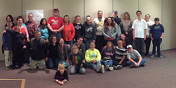 Group web