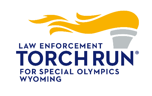 Wyoming Torch Run Logo